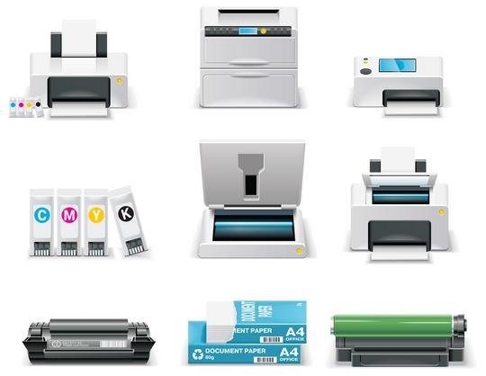 Imprimante, multifunctionale, faxuri, cartuse, copiatoare, plotter, toner, hartie, cilindru cartus