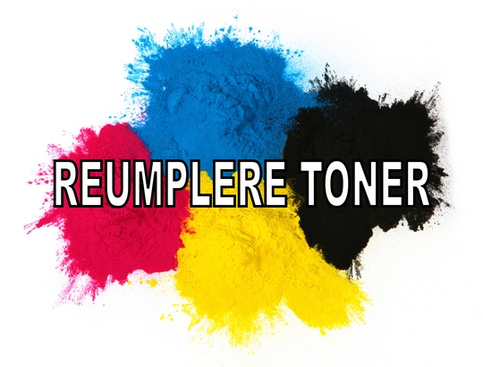 Reumplere Toner